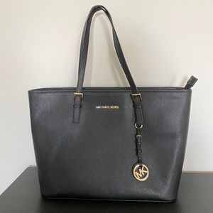 Michael Kora Jet Set Medium Travel Tote